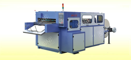 JMQ 930 high Speed Automatic Reel Die-cutting Machine