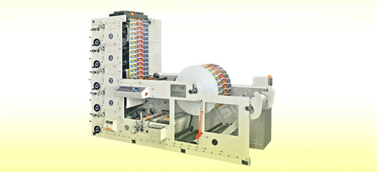 RY650-850 Paper Cup Printing Machine