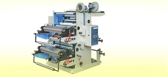 TD-YT Series Double-color Flexography Printing Machine